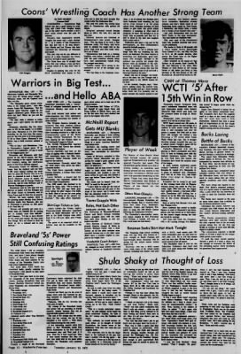 Waukesha Daily Freeman from Waukesha, Wisconsin on January 16, 1973