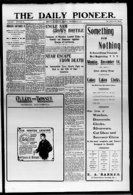 the pioneer from bemidji minnesota on december 14 1903 page 1 newspapers com