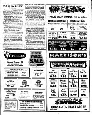 Kossuth County Advance from Algona, Iowa on February 22, 1965 · Page 11