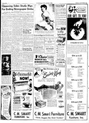 The Courier News from Blytheville, Arkansas on December 8, 1953 · Page 1