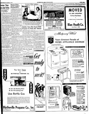The Courier News from Blytheville, Arkansas on March 16, 1949 · Page 9