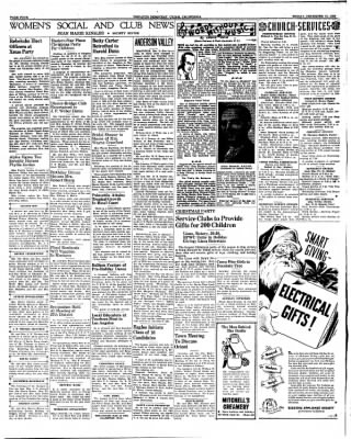 Ukiah Dispatch Democrat from Ukiah, California on December 15, 1939 · Page 4