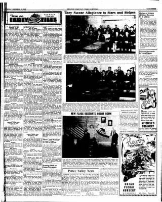 Ukiah Dispatch Democrat from Ukiah, California on December 22, 1939 · Page 3