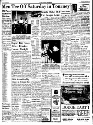 Alton Evening Telegraph from Alton, Illinois on June 10, 1960 · Page 14