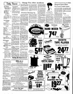 Estherville Daily News from Estherville, Iowa on December 13, 1972 · Page 8