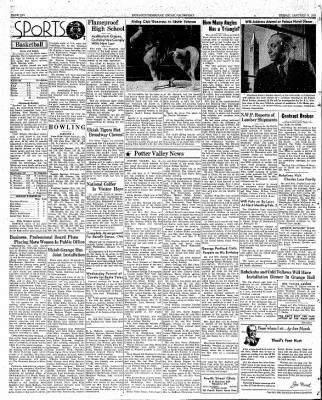 Ukiah Dispatch Democrat from Ukiah, California on January 9, 1948 · Page 6