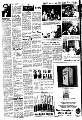 The Sioux County Capital from Orange City, Iowa on November 4, 1971 · Page 2