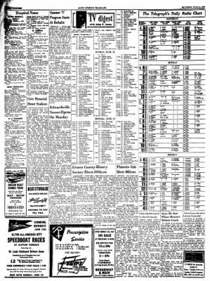 Alton Evening Telegraph from Alton, Illinois on June 11, 1960 · Page 14