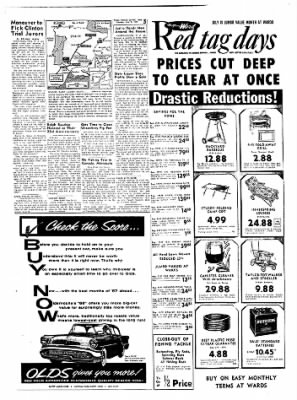 Carrol Daily Times Herald from Carroll, Iowa on July 9, 1957 · Page 5
