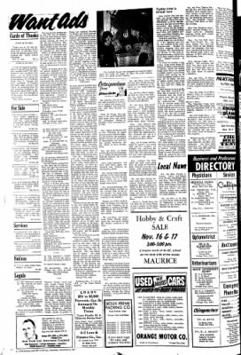 The Sioux County Capital from Orange City, Iowa on November 11, 1971 · Page 8