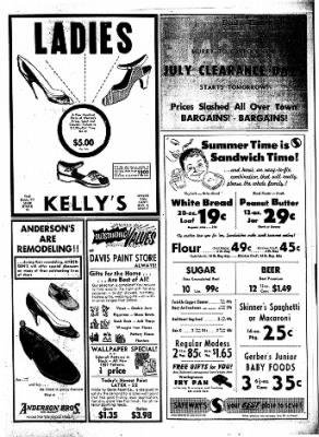 Carrol Daily Times Herald from Carroll, Iowa on July 9, 1957 · Page 11