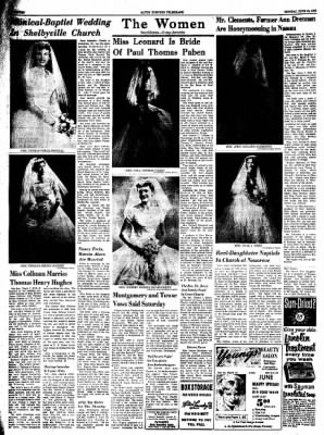 Alton Evening Telegraph from Alton, Illinois on June 13, 1960 · Page 10