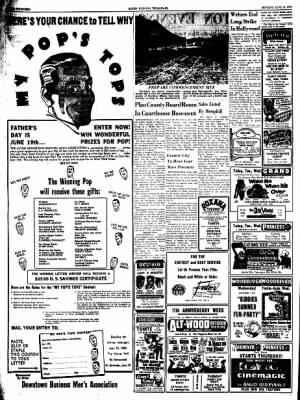 Alton Evening Telegraph from Alton, Illinois on June 13, 1960 · Page 14