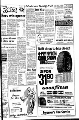 The Sioux County Capital from Orange City, Iowa on December 2, 1971 · Page 7