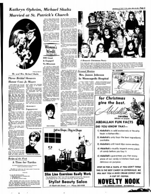 Estherville Daily News from Estherville, Iowa on December 20, 1972 · Page 2