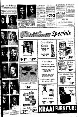 The Sioux County Capital from Orange City, Iowa on December 9, 1971 · Page 3