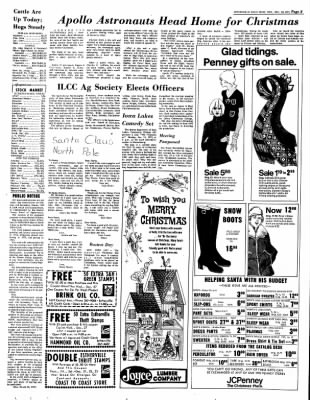 Estherville Daily News from Estherville, Iowa on December 20, 1972 · Page 8