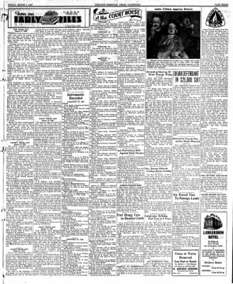 Ukiah Dispatch Democrat from Ukiah, California on March 5, 1948 · Page 3