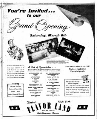 Ukiah Dispatch Democrat from Ukiah, California on March 5, 1948 · Page 5