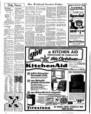 Estherville Daily News from Estherville, Iowa on December 21, 1972 · Page 8