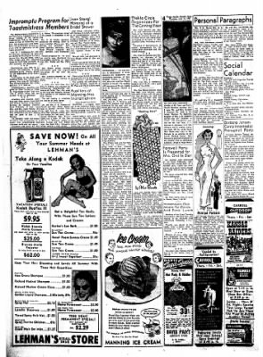 Carrol Daily Times Herald from Carroll, Iowa on July 11, 1957 · Page 16