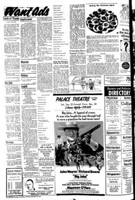 The Sioux County Capital from Orange City, Iowa on December 23, 1971 · Page 12