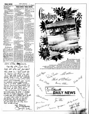 Estherville Daily News from Estherville, Iowa on December 22, 1972 · Page 8