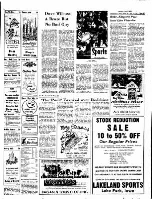 Estherville Daily News from Estherville, Iowa on December 22, 1972 · Page 11