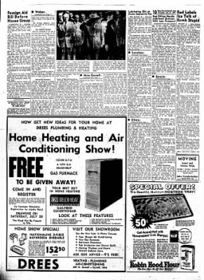 Carrol Daily Times Herald from Carroll, Iowa on July 11, 1957 · Page 22