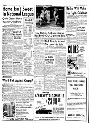 The Courier News from Blytheville, Arkansas on June 15, 1954 · Page 6
