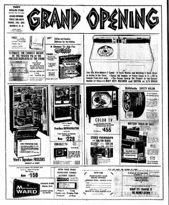 Kossuth County Advance from Algona, Iowa on March 4, 1965 · Page 16
