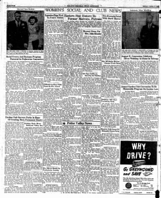 Ukiah Dispatch Democrat from Ukiah, California on April 9, 1948 · Page 4