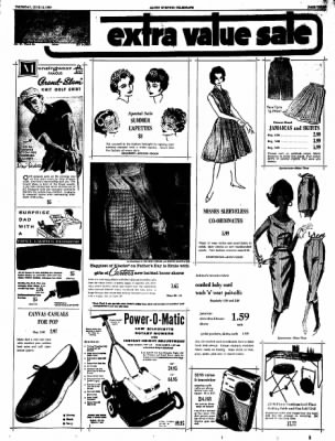 Alton Evening Telegraph from Alton, Illinois on June 16, 1960 · Page 3