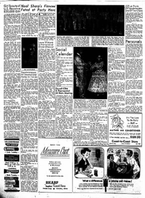 Carrol Daily Times Herald from Carroll, Iowa on July 15, 1957 · Page 4