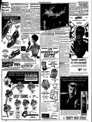 Alton Evening Telegraph from Alton, Illinois on June 16, 1960 · Page 14