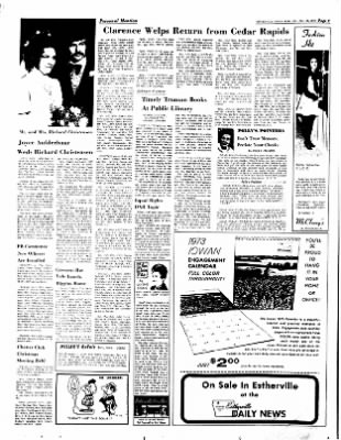 Estherville Daily News from Estherville, Iowa on December 29, 1972 · Page 2