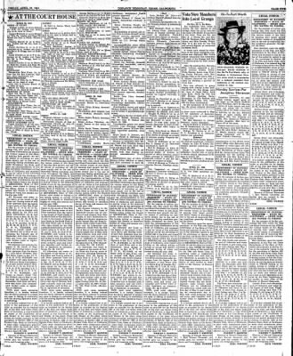 Ukiah Dispatch Democrat from Ukiah, California on April 30, 1948 · Page 5