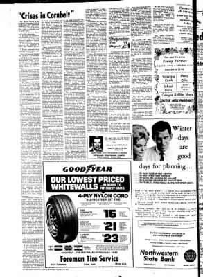 The Sioux County Capital from Orange City, Iowa on February 10, 1972 · Page 8