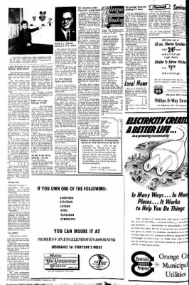 The Sioux County Capital from Orange City, Iowa on February 10, 1972 · Page 12