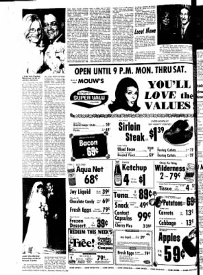 The Sioux County Capital from Orange City, Iowa on February 17, 1972 · Page 4