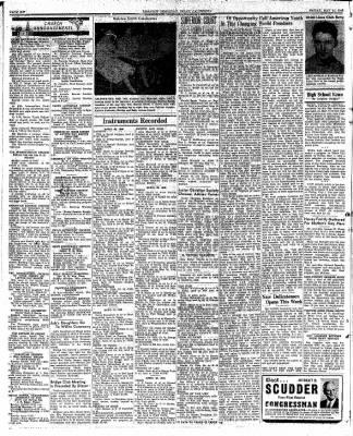 Ukiah Dispatch Democrat from Ukiah, California on May 14, 1948 · Page 6