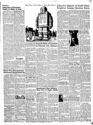 Carrol Daily Times Herald from Carroll, Iowa on July 18, 1957 · Page 3