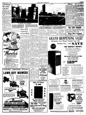 Alton Evening Telegraph from Alton, Illinois on June 17, 1960 · Page 5