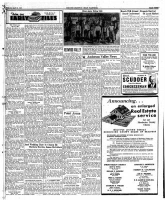 Ukiah Dispatch Democrat from Ukiah, California on May 21, 1948 · Page 3