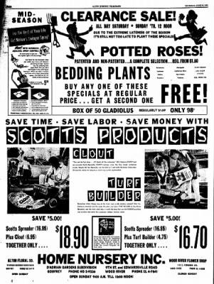Alton Evening Telegraph from Alton, Illinois on June 17, 1960 · Page 12