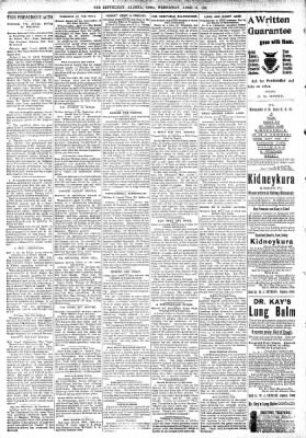 The Algona Republican from Algona, Iowa on April 15, 1896 · Page 6