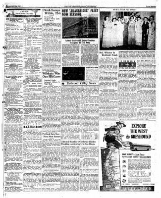 Ukiah Dispatch Democrat from Ukiah, California on May 28, 1948 · Page 7