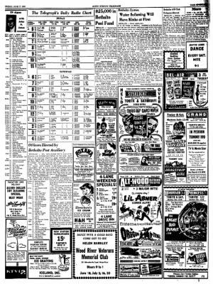 Alton Evening Telegraph from Alton, Illinois on June 17, 1960 · Page 17