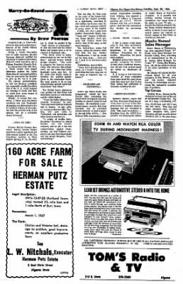 The Algona Upper Des Moines from Algona, Iowa on September 20, 1966 · Page 24