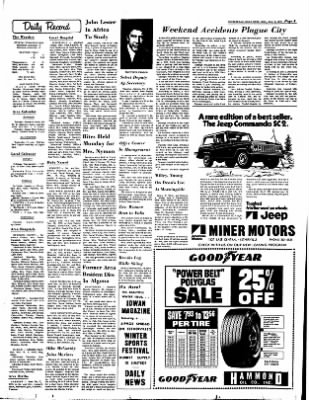 Estherville Daily News from Estherville, Iowa on January 8, 1973 · Page 8